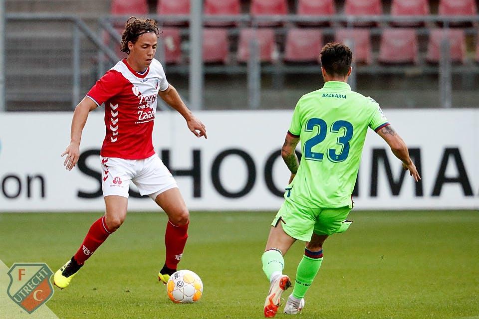 FC Utrecht verhuurt Troupée aan ADO Den Haag