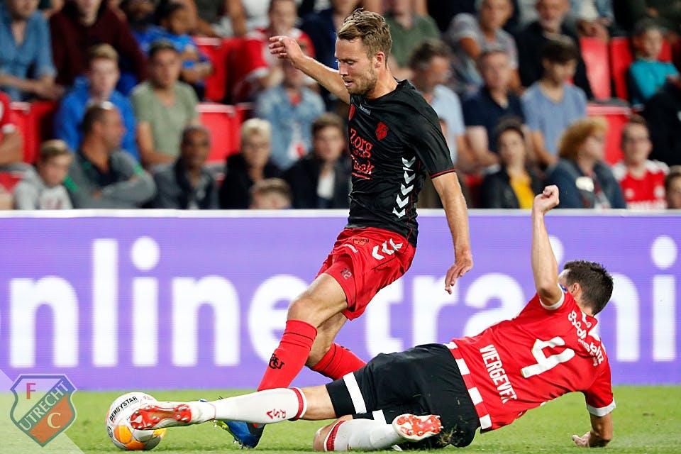 DUIC TV: Kansloze nederlaag FC Utrecht in seizoensopener bij PSV