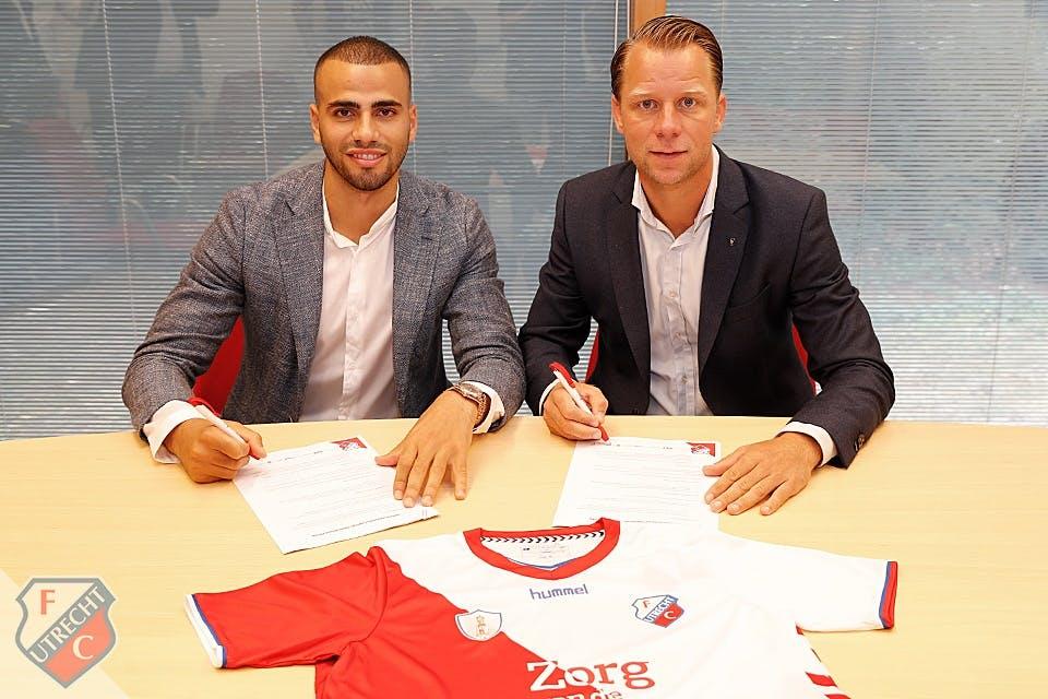 FC Utrecht bevestigt komst Oussama Tannane