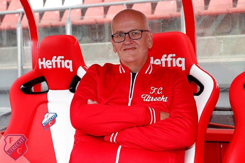 FC Utrecht baart opzien met aantrekken weerman