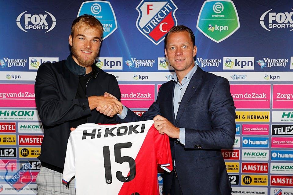 Het is nu definitief: Timo Letschert terug bij FC Utrecht