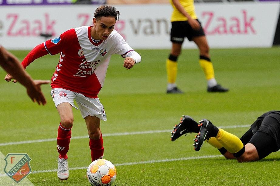 FC Utrecht mazzelt uiteindelijk met remise tegen VVV-Venlo
