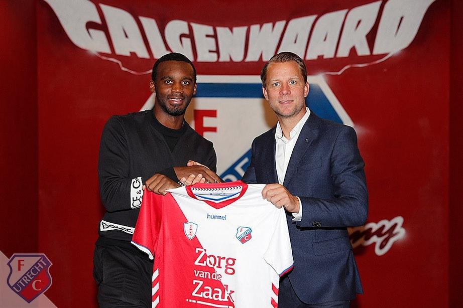 FC Utrecht bevestigt definitief aantrekken Bahebeck