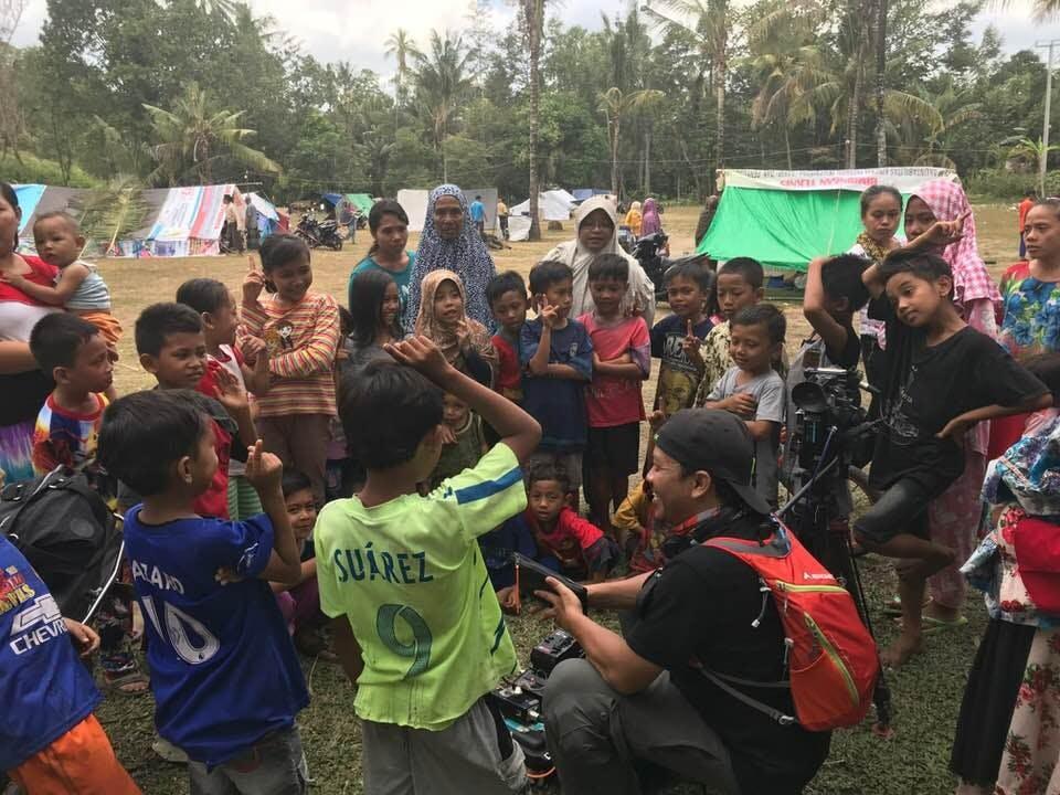 Lombok voor Lombok: Utrechtse wijk in actie voor Indonesisch eiland