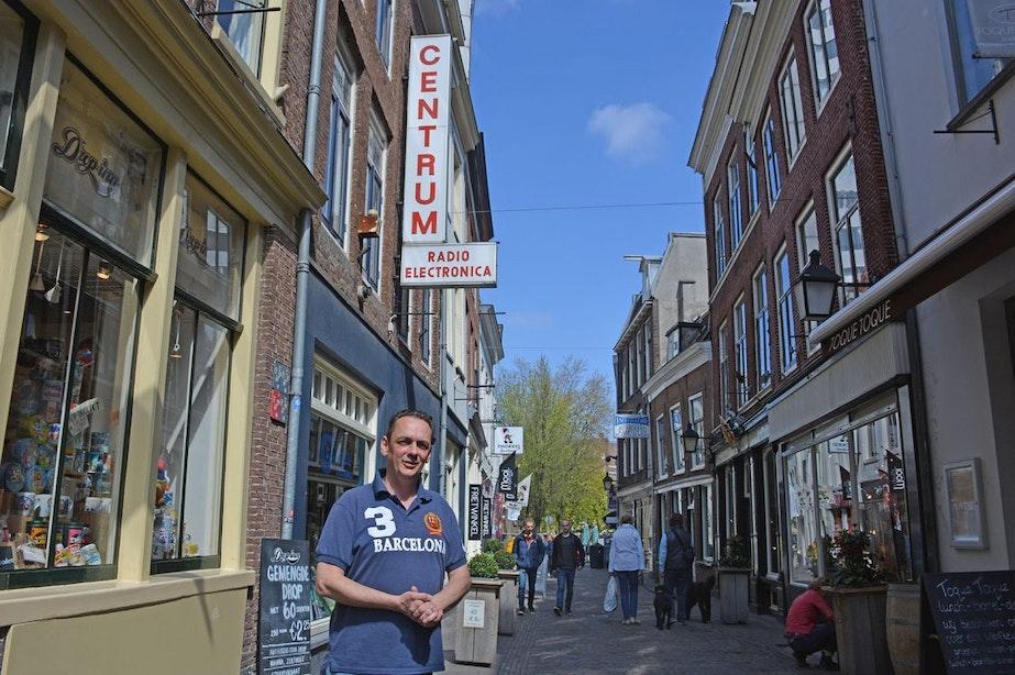Radio Centrum Electronica in het centrum van Utrecht gaat sluiten