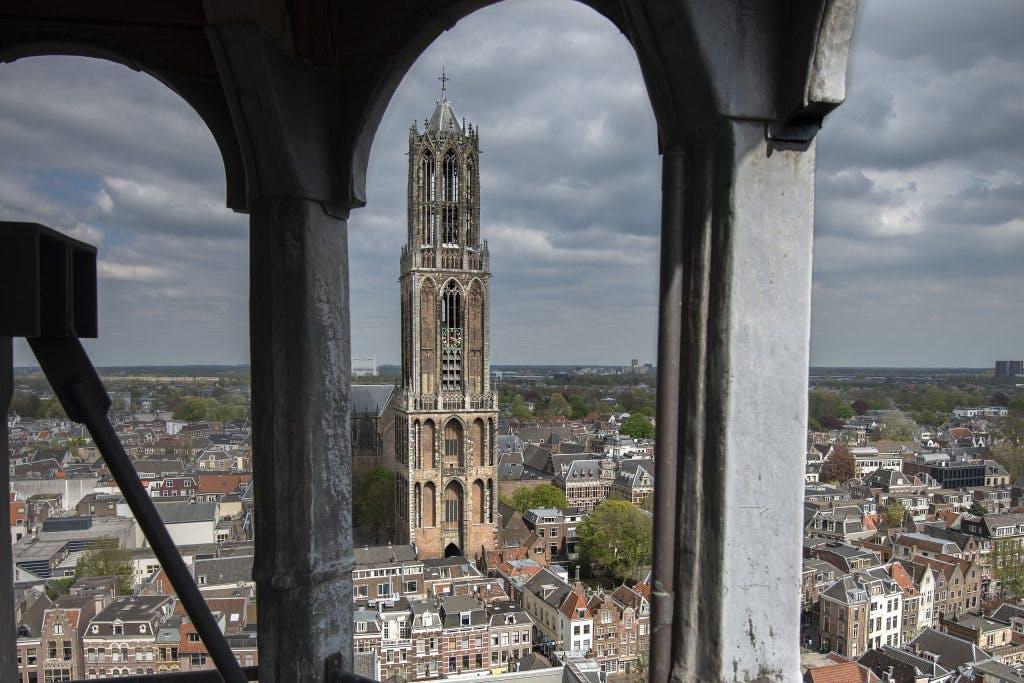 Domtoren eert Notre-Dame met bijzonder muziekstuk