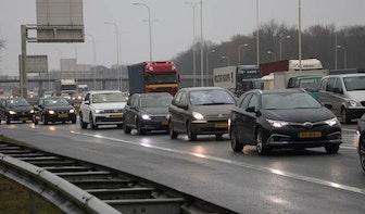 A12 bij Utrecht gaat vanaf morgen 9 dagen dicht; Rijkswaterstaat verwacht zeer ernstige verkeershinder