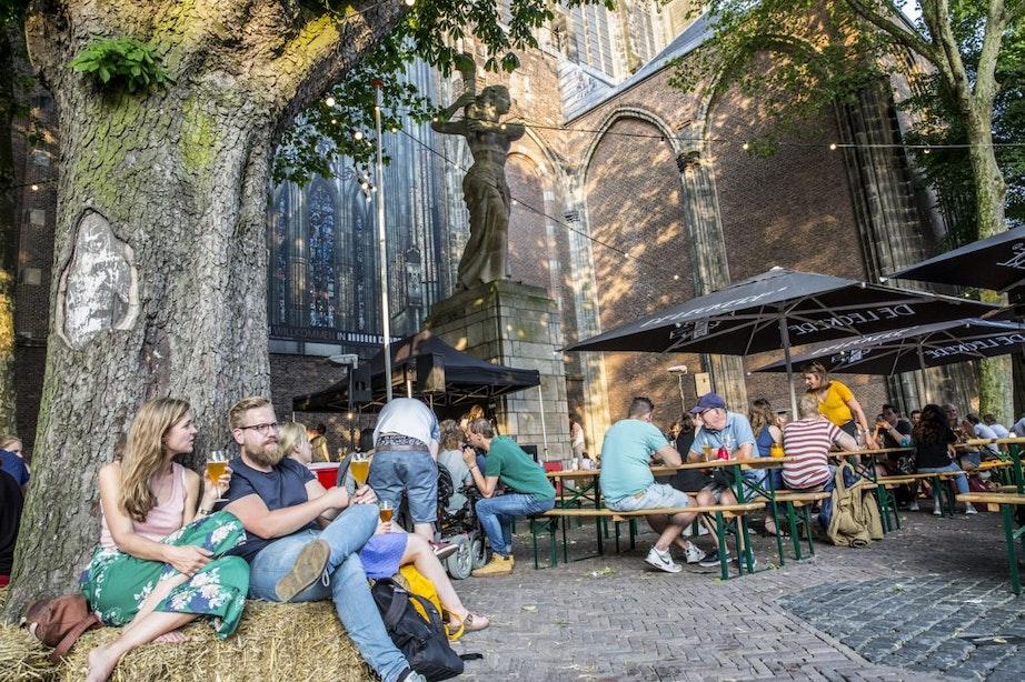 Bockbier Festival op Domplein gaat deze herfst niet door