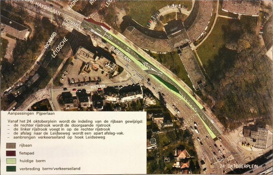 Gemeente geeft gehoor aan bewoners en past verkeerssituatie Pijperlaan aan