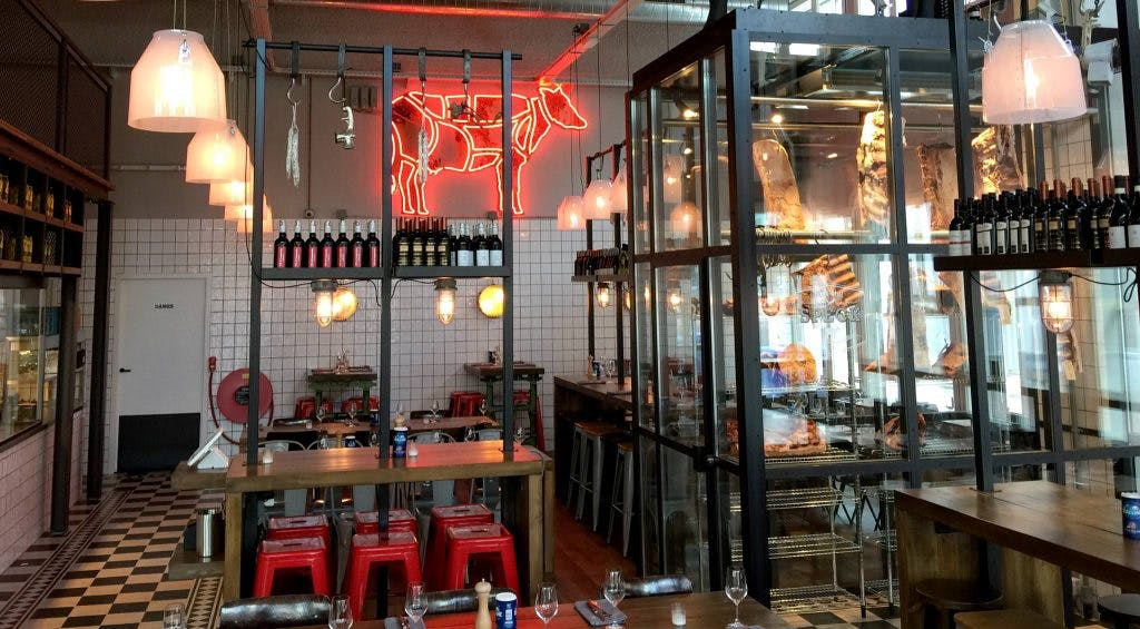 Restaurant Speck aan Ledig Erf gaat sluiten