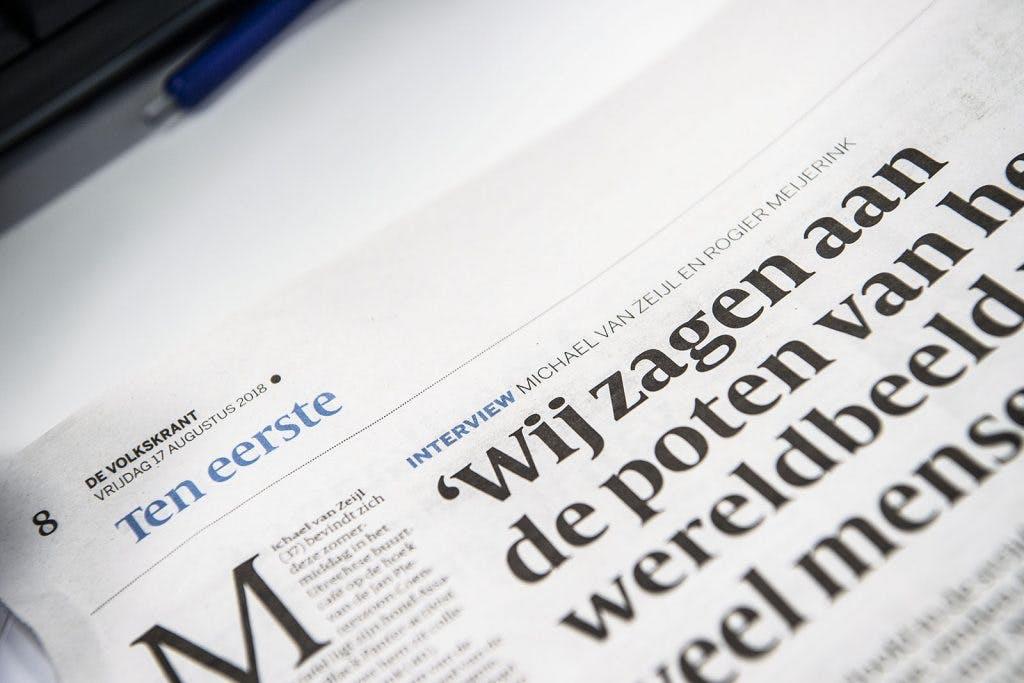 Utrechtse activisten in de Volkskrant: 'Stop koloniale verheerlijking'