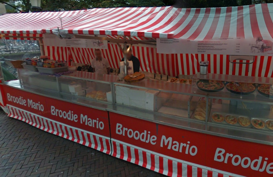 Sfizio Mario mag naam houden na rechtszaak van Broodje Mario