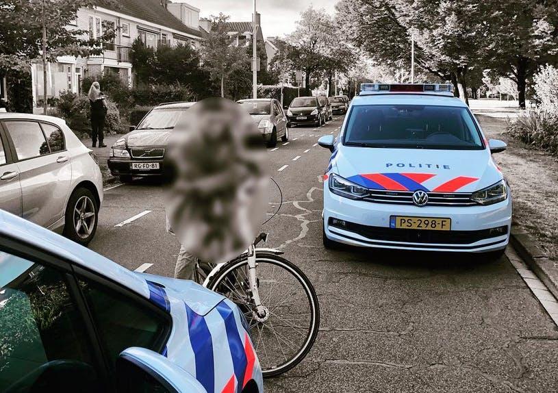 Politie betrapt twee mogelijke inbrekers