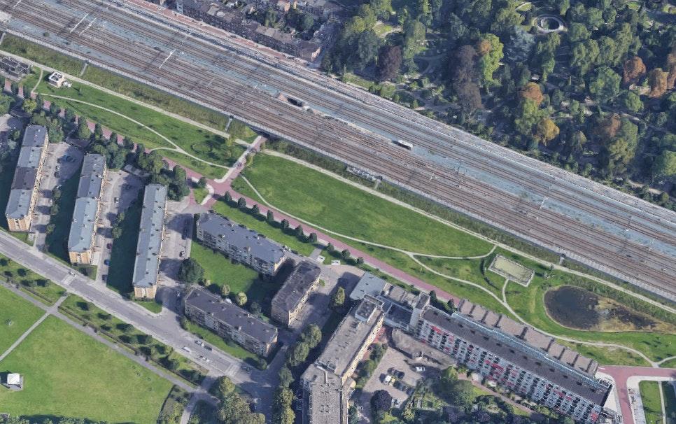Plan voor freerunning-park in Utrecht