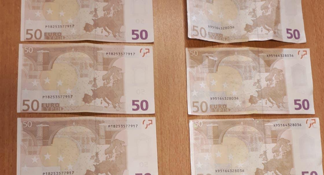 Arrestatie voor betalen met vals geld in Utrecht