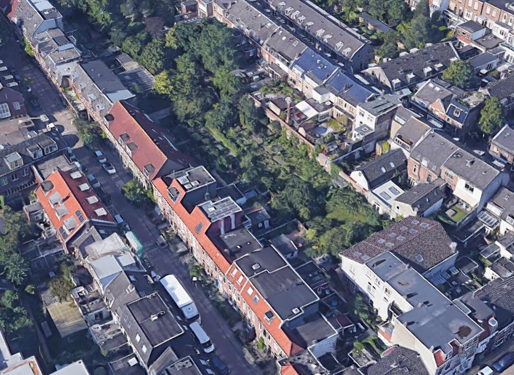 Wethouder verzekert: binnentuin Bikkershof blijft behouden