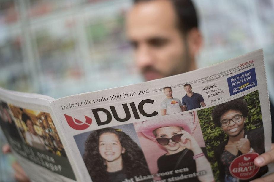 De nieuwe DUIC krant in samenwerking met DUB en Trajectum is uit: dit staat er allemaal in