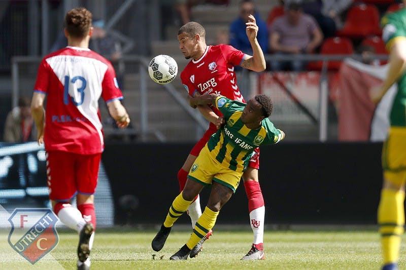 FC Utrecht bevestigt vertrek Ramon Leeuwin naar Denemarken