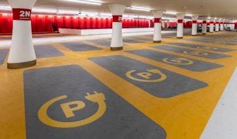 Parkeergarage Croeselaan voorlopig dicht vanwege brandveiligheid