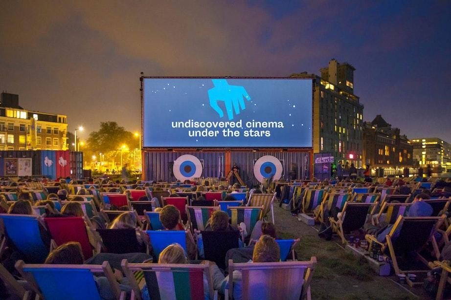 Dagtip: Pluk de Nacht met groot bioscoopscherm in Werkspoorkwartier