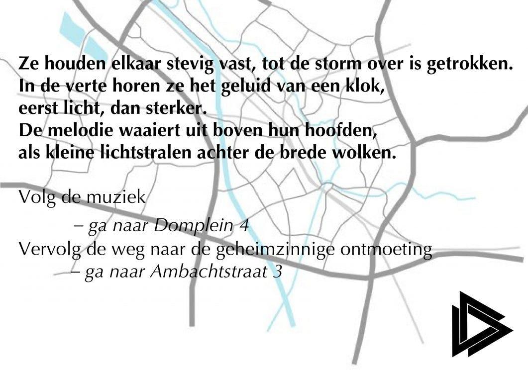 Nieuw verhalenspel in Binnenstad en Wittevrouwen