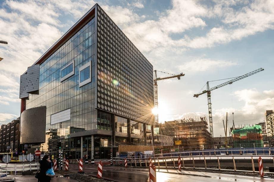 Architect Herman Hertzberger geeft lezing voor jubileum Grote Zaal Vredenburg