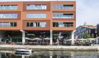 Botenclub maakt plattegrond met horecazaken in Utrecht die per boot te bereiken zijn
