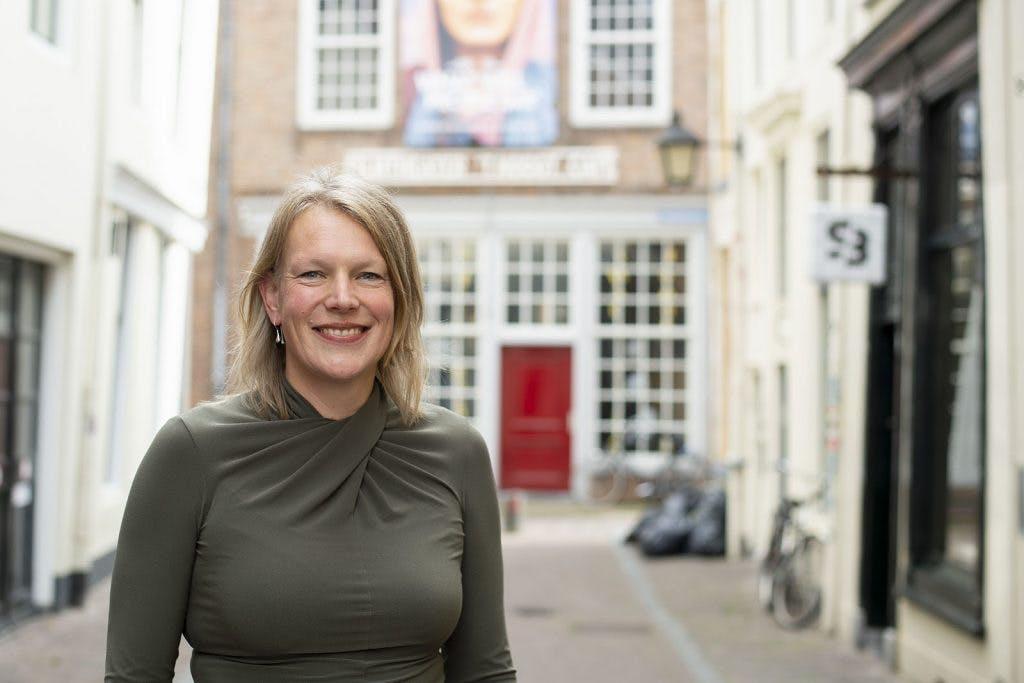 Utrecht volgens directeur filmtheater 't Hoogt Rianne Brouwers