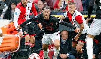FC Utrecht breekt pas in slotfase