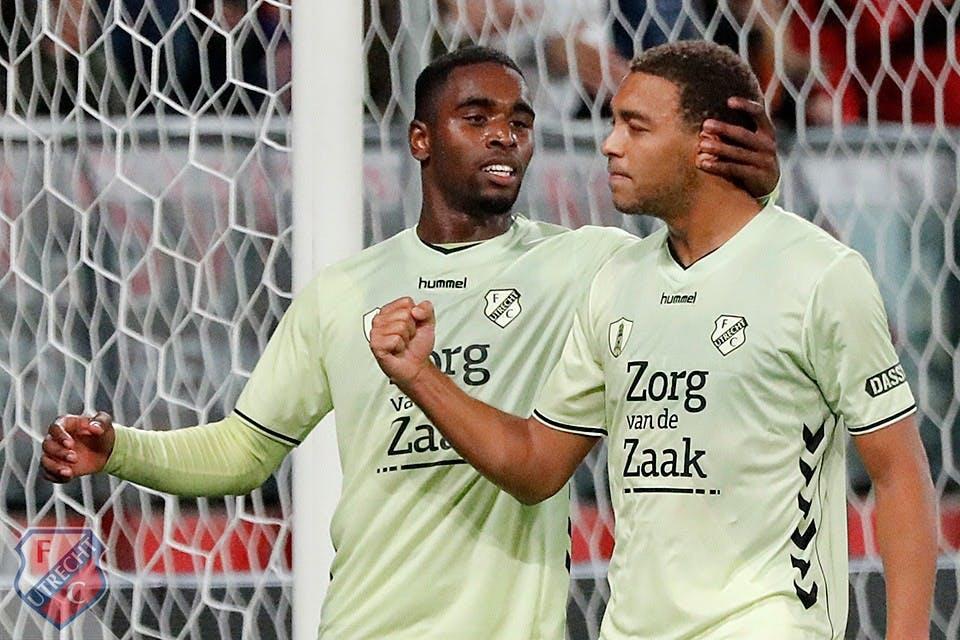 FC Utrecht bekert door ten koste van MVV