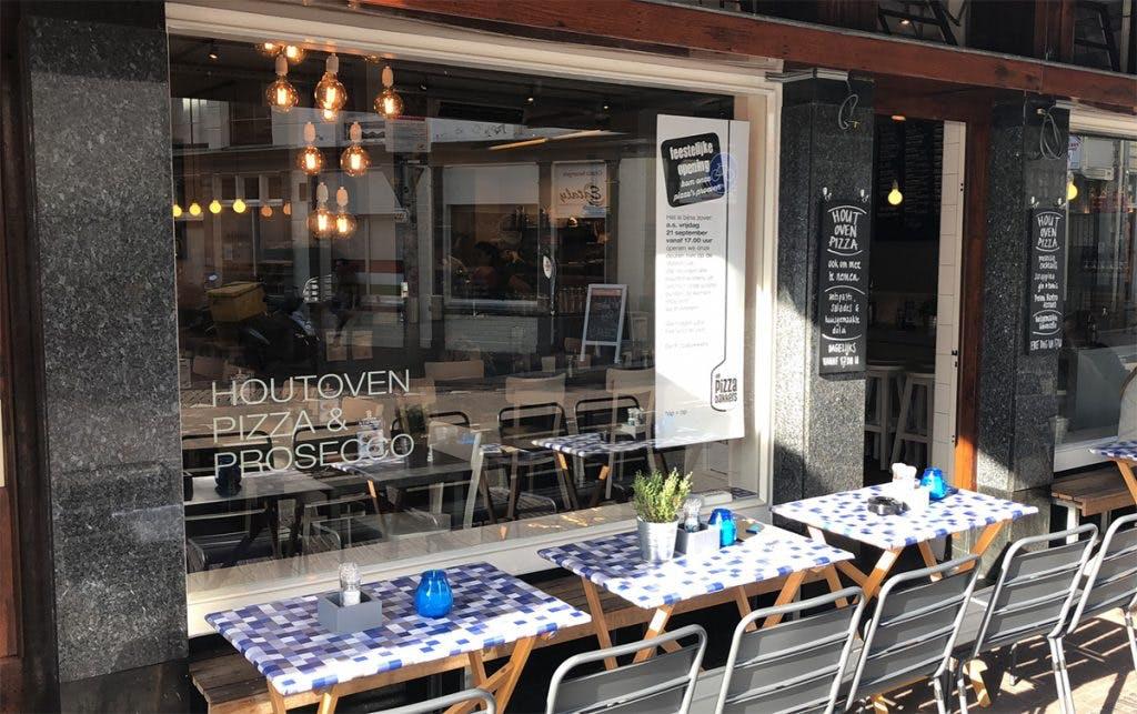 Da Portare Via aan de Voorstraat maakt plaats voor De Pizzabakkers