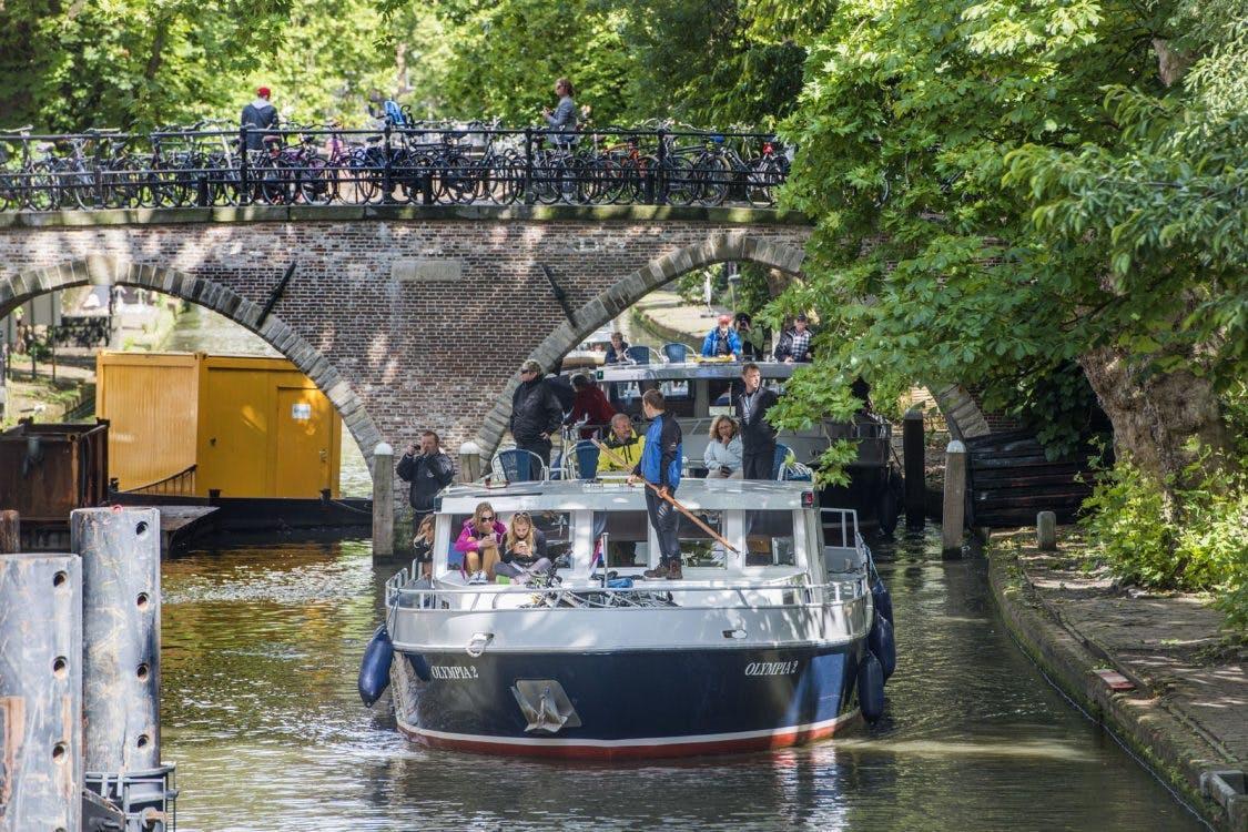 Botenclub In Utrecht Vraagt Om Elektrische Laadpalen Bij Het Water