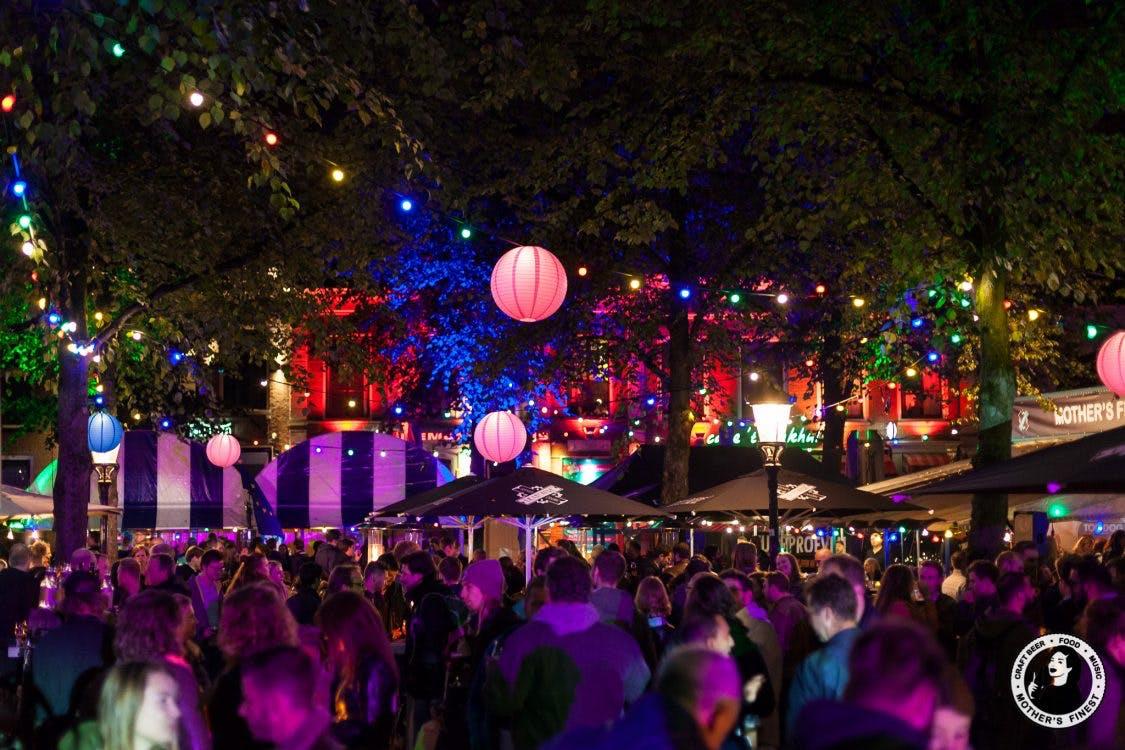 Dagtip: Mother's Finest Craft Beer Festival