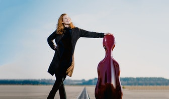 Harriet Krijgh stopt bij Internationaal Kamermuziek Festival Utrecht en festival verplaatst naar winter