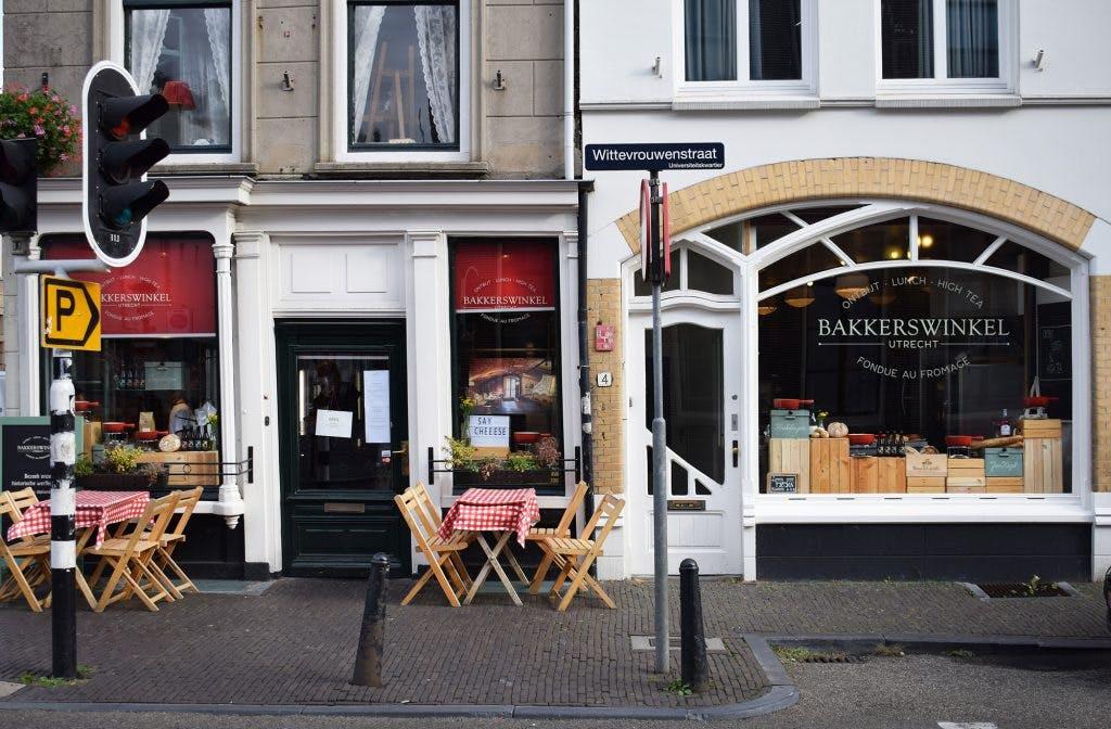 Bakkerswinkel opent eerste kaasfonduerestaurant van Utrecht