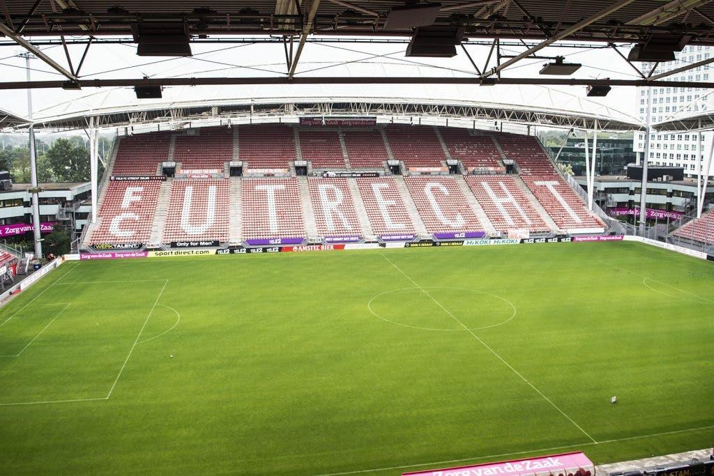 R-van-U en EZG maken FC Utrecht-anthem
