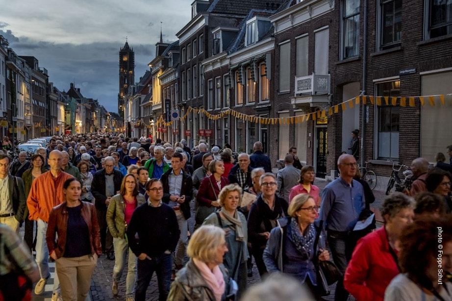 Festival Oude Muziek Utrecht sluit opnieuw af met 70.000 bezoekers
