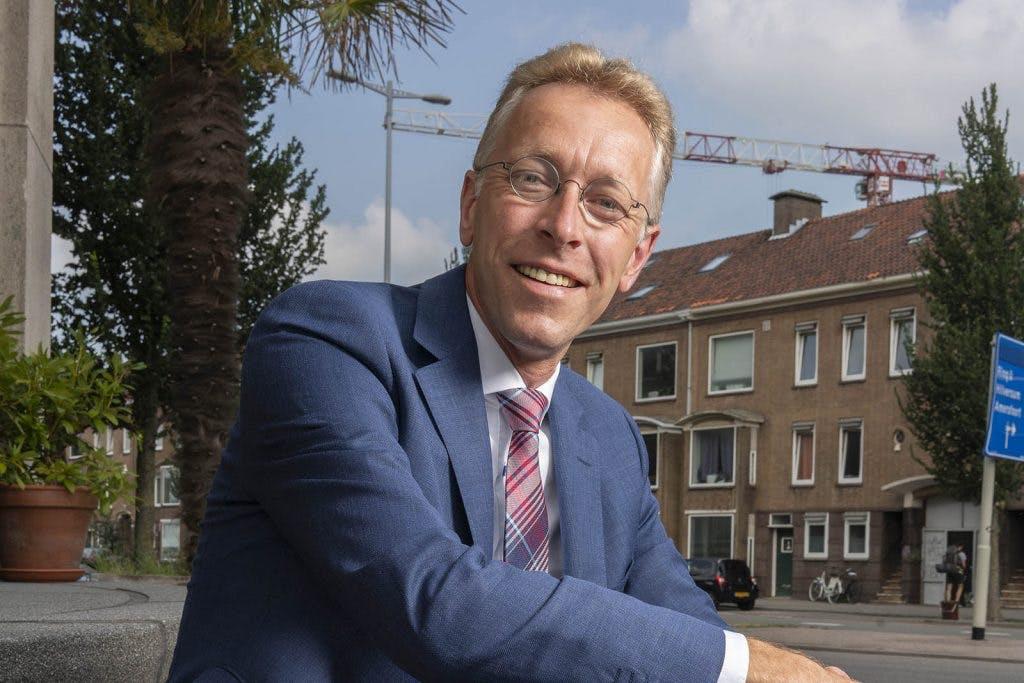 Utrecht volgens Harm Janssen: 'De stad is voor mij een warme jas die me als gegoten zit'