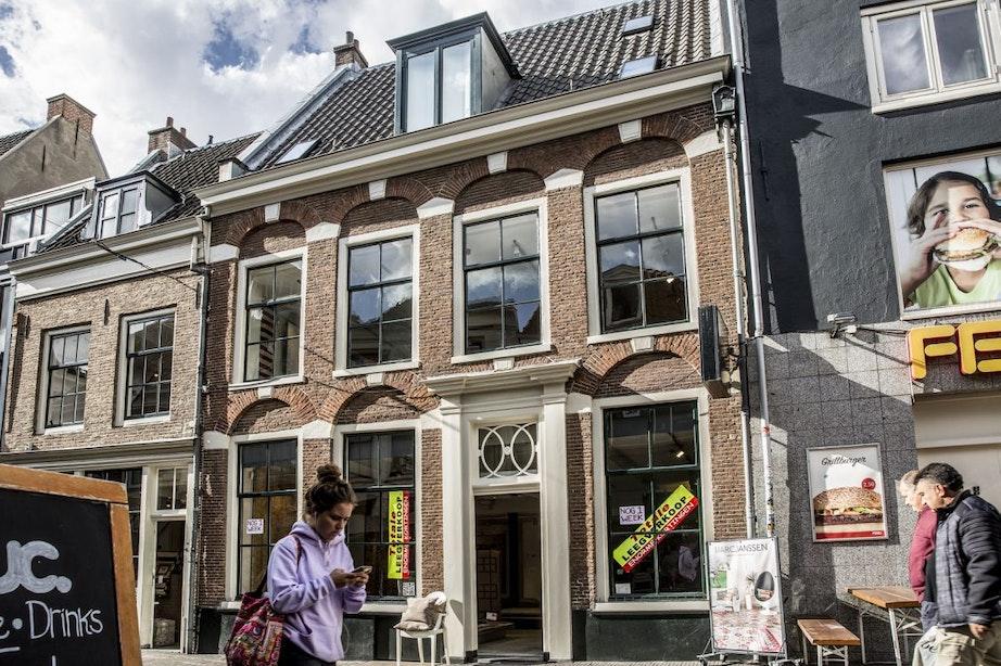 Tapijtwinkel MARCJANSSEN vertrekt na 43 jaar uit Utrecht