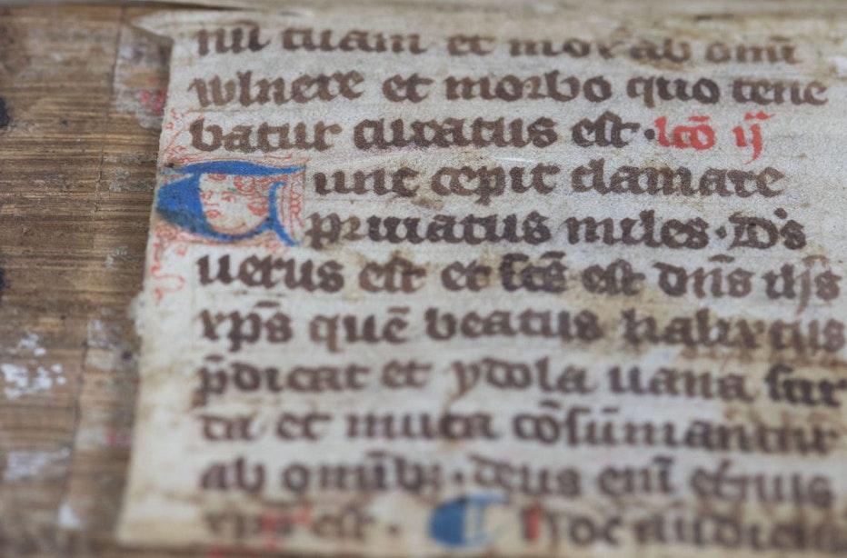 Honderden stukken perkament onderzocht in Utrecht: 'Een goudmijn'