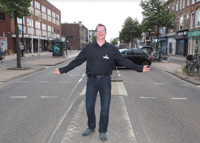 """Proef "" de Amsterdamsestraatweg op zaterdag 22 september!"