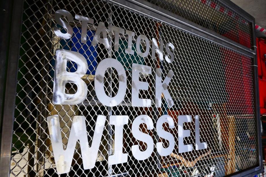 Er komt weer een plek om gratis boeken te ruilen bij station Utrecht Centraal