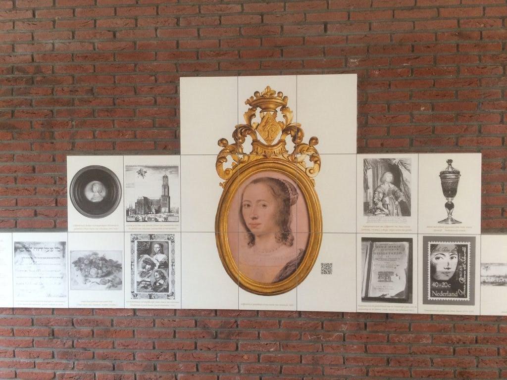 Anna Maria van Schurmanhofje in Museumkwartier officieel geopend