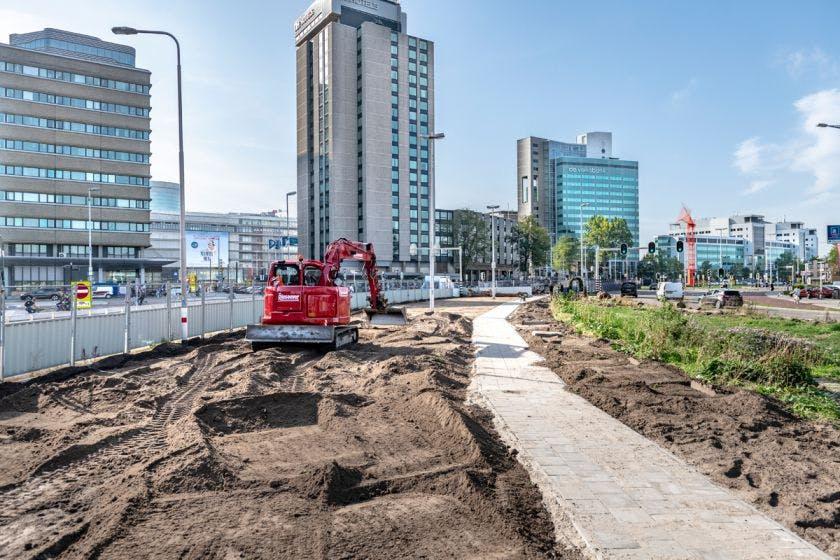 Gemeente Utrecht vraagt hulp om Westplein tijdelijk aantrekkelijker te maken