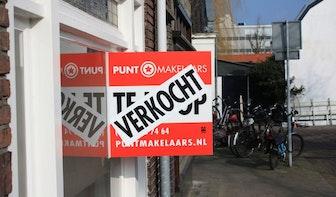 Ook met een modaal inkomen zijn er maar weinig huizen te koop in Utrecht