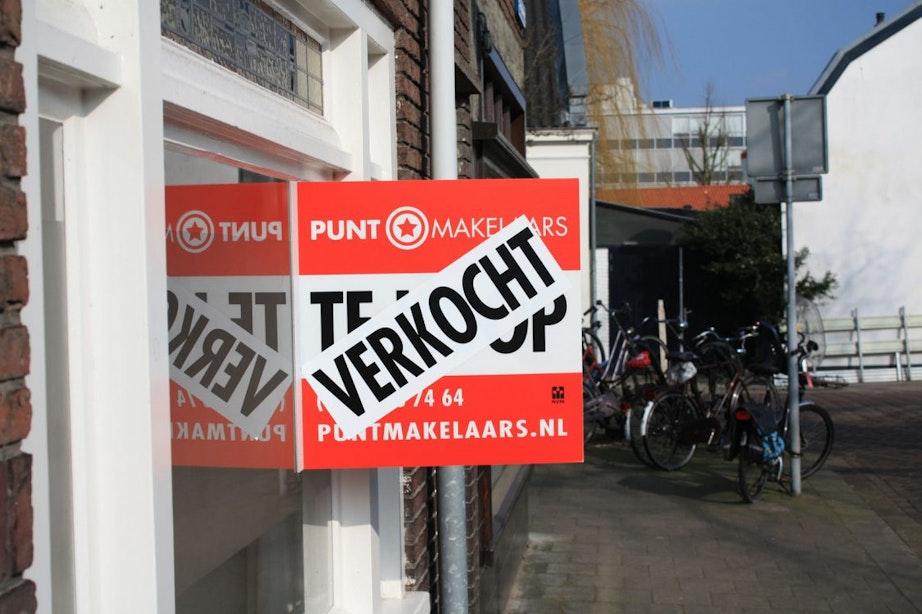 Woningprijzen in Utrecht stijgen minder snel