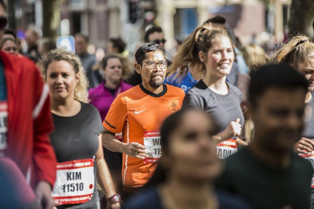 Ruim tienduizend deelnemers bij 68e editie Singelloop Utrecht