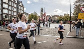 Zondag weer Singelloop in de stad; Utrechtse binnenstad moeilijk bereikbaar