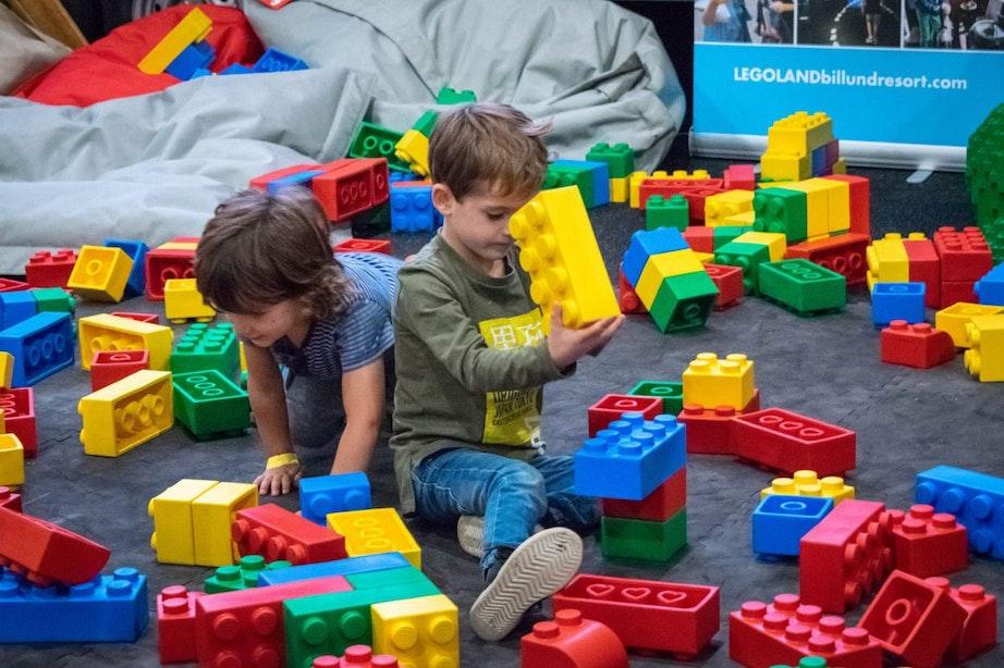 Grootste Lego-evenement ter wereld in Utrechtse Jaarbeurs