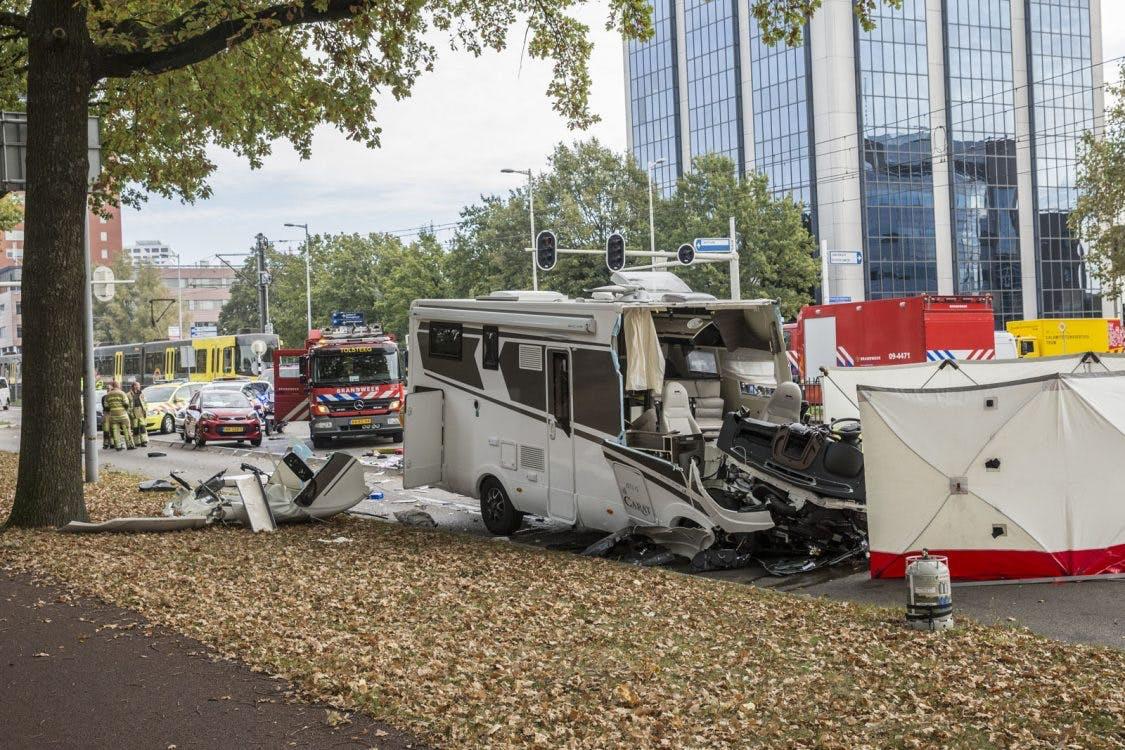 Getroffen Belgisch gezin in camper was onderweg naar Lego World